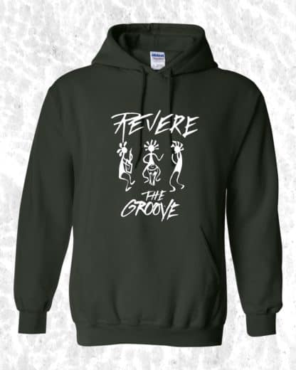 Revere the Groove Hoodie forest