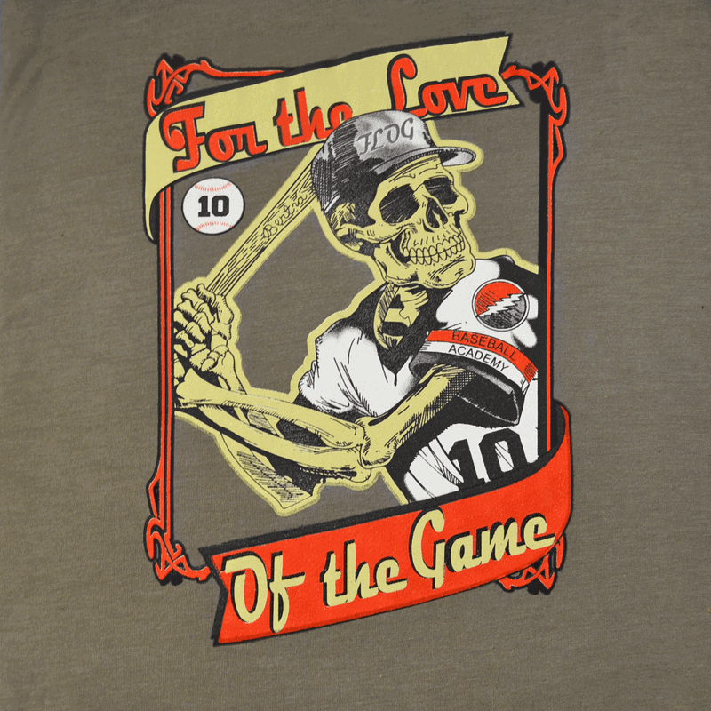 the nate co design from the love of the game