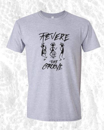 revere the groove shirt gray